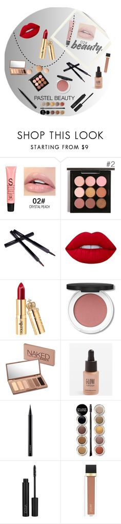 """Untitled #72"" by morgan2017 ❤ liked on Polyvore featuring beauty, Lime Crime, Urban Decay, Topshop, MAC Cosmetics, Giorgio Armani, CC and Jouer"
