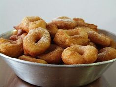 Bunyols Onion Rings, Biscuits, Sweets, Cookies, Ethnic Recipes, Desserts, Food, Cooking, Recipes