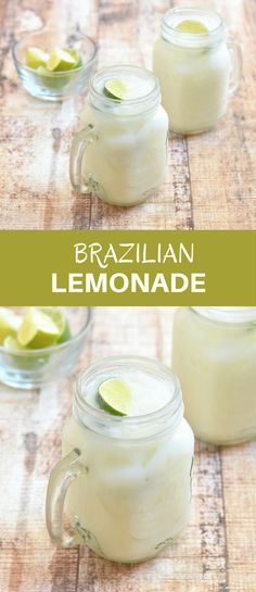 Brazilian Lemonade m