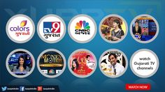 Want to watch Gujarati Channels Live? Get ready to watch your favorite Gujarati TV Channels live streaming online with High Digital Quality without Buffering. Watch and enjoy.