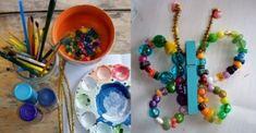 4 opdrachten voor een uitdagende bouwhoek! - Gespot voor jou! Party, Kids, Crafts, Craft Ideas, Science, School, Young Children, Fiesta Party, Children