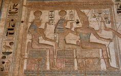 Memorial Temple of Ramses III at Madinat Habu