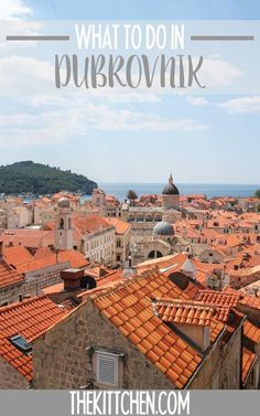 The tops things to do in Dubrovnik that will make for an incredible trip. ***************************************** Dubrovnik Croatia | Dubrovnik Croatia things to do | Dubrovnik Croatia Game of Thrones | Dubrovnik things to do | Dubrovnik travel guide | Croatia travel | Croatia travel | Dubrovnik Croatia | Europe travel | Europe destinations