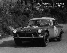 GRX307D, 1966 Targa Florio.