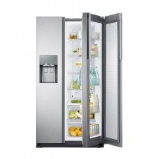 Keep it chilled with a side-by-side fridge from Hirsch's. Choose from our wide range of products and find the perfect size and shape for your home.