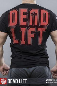 T-Shirt Dead Lift