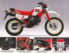 Yamaha xt tt 600