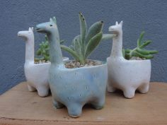 llamas celestes y blancas Pottery Pots, Ceramic Pottery, Ceramic Art, Ceramic Pinch Pots, Ceramic Planters, Air Plant Display, Paint Your Own Pottery, Cement Crafts, Pottery Classes