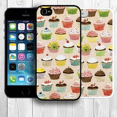 Best Cupcake iPhone 5s 5 Case Food Cute iPhone 5s Cover  #Cupcake #Cute #Food #ForGirl #iPhone5s #iPhone5sCase #iPhone5sCover X'mas Gift