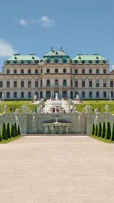 Schonbrunn Palace, Austria
