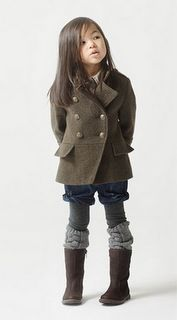 @Rose Lopez Keravuori I can see you dressing Baby E like this!