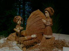 Shenandoah's Eclectic Scribblings: Mepkin Abbey Creche Festival