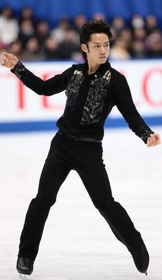 Daisuke Takahashi GPF 2011, FS
