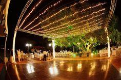 Hacienda Dzibikak - dance floor