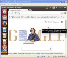 Google Chrome funcionando desde Ubuntu