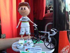 BMC Racing Team Display Toy