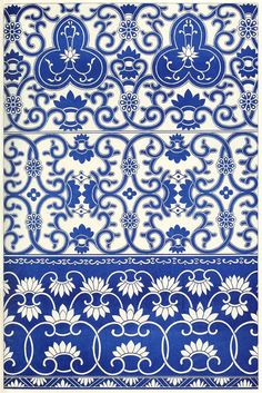 Examples of Chinese ornament | Book by  Owen Jones | Paint + Pattern