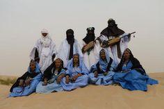 Caravane pour la Paix : le chant des Touaregs du Mali