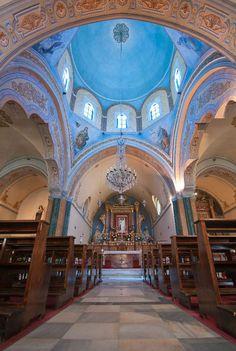 Church - Fira - Santorini - Santorini, Kyklades