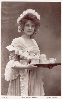 Tea Billie Burke