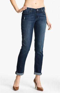 Paige Denim 'Jimmy Jimmy' Distressed Skinny Jeans (Mandi Destruction)   Nordstrom