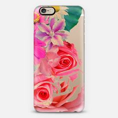Check out my new @Casetify using Instagram & Facebook photos. Make yours and get $10 off using code: P457MB #iphone #phone #case #iphone6 #floral #spring #flowers #case #cover #roses #crystal #clear #casetify #girly #cute #trend #colorful #cover