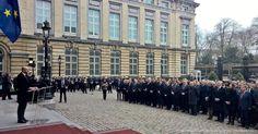 La Cour Royale Belge: Journee de Deuille Nationale
