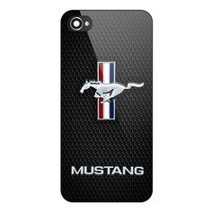 New Rare Ford Mustang GT Logo Front Grill Hard Plastic Case for iPhone 6s Plus #UnbrandedGeneric