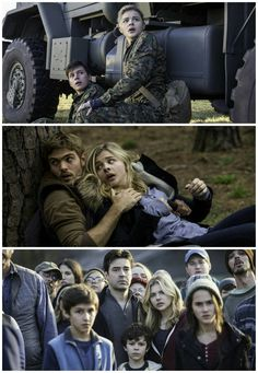 SONY sent me on a survival course to see how I'd survive! The 5th Wave Movie, The 5th Wave Series, The Fifth Wave, The 5 Wave, Nick Robinson, Film Books, Book Tv, Netflix Movies, Movie Tv