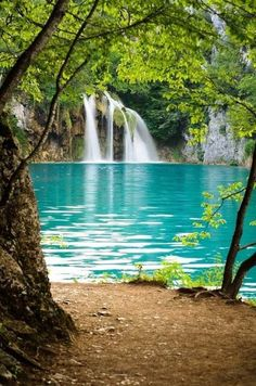 Plitvice Lakes National Park in Croatia. | Stunning Places #Places