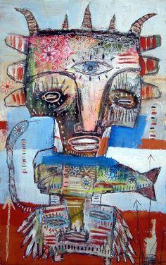 JESSE RENO http://www.widewalls.ch/artist/jesse-reno/ #contemporary #art #murals…