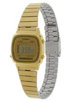 Casio - LA670WEGA-9EF - Reloj digital - dorado