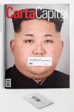 Carta Capital Magazine: Mugabe, Kim, Assad 2