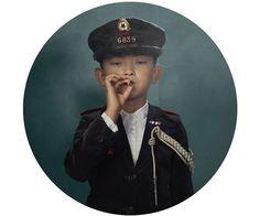 Frieke Janssens - Smoking Kids 05