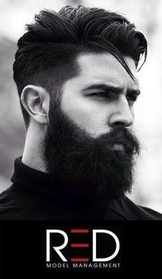 Chris and his majestic beard