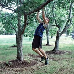 Remember how easy it was to climb a tree when you were a kid? Getting older doesn't mean your body becomes any less capable. Getting Old, Fitness Inspiration, Climbing, Easy, Kids, Instagram, Young Children, Getting Older, Boys