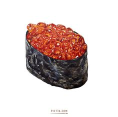 Food illustrations that will blow your mind, take a minute out of your day to appreciate some great food illustration by this great Russin artist-at Äteriet