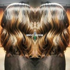 10-Short Hairstyle Color
