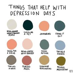A couple of days ago I asked everyone here what things help them most in the midst of anxiety or depression. I took your answers and am… Mental And Emotional Health, Mental Health Matters, Mental Health Awareness, Mental Health Check, Mental Health Journal, Positive Mental Health, Mental Health Support, Mental Health Quotes, Depression Help