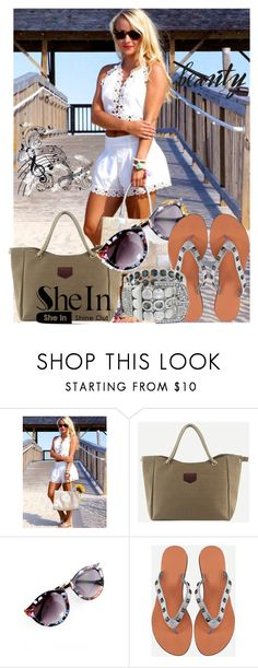 """7/4#SheIn"" by fatimka-becirovic ❤ liked on Polyvore"