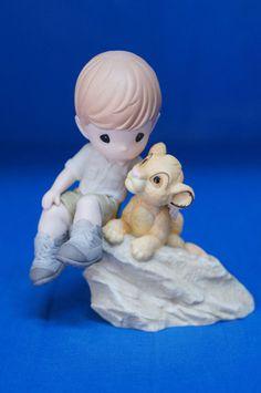 Simba Lion King You're My Pride & Joy Figurine Disney Precious Moments 101051 #PreciousMoments