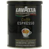 Lavazza Caffe Espresso Ground Coffee, 8-Ounce Cans (Pack of 4) (Grocery)By Lavazza