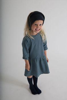 Summer dress 3 4 raglan