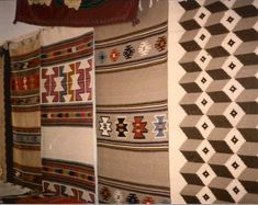 Rugs woven by Frosso