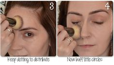 Get a flawless foundation finish 27 Must Know Makeup Tips from Beauty Bloggers