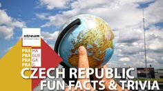 Fun facts video about Czech Republic