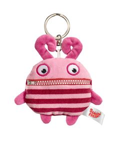 Frula is a cheerful pink Worry Eater Keyring that can be attached to school bags or pencil cases to remind children they can manage anxiety Autism Resources, Quirky Gifts, Autistic Children, Doll Maker, Educational Games, School Bags, Puppets, No Worries, Kids Toys
