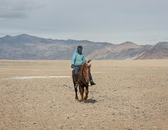 "John Feely on capturing life in ""remote"" Mongolia and learning a new way of living."
