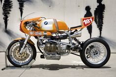 RocketGarage Cafe Racer: Daytona R80 XTR