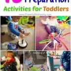 16 No Preparation Activities To Keep Toddlers Busy from PowerfulMothering.com